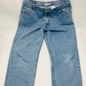 Levis Women 550 Relaxed Tapered 16M Faded 5 Pocket